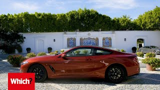 BMW 8 Series 2019 - Which? first drive review