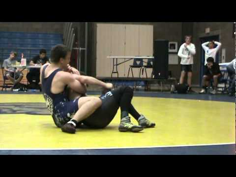 182 Brandon Griffin vs Andre Decoito Part 1