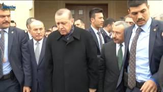 Cumurbaşkanı Recep Tayyip ERDOĞAN Hacı Fatma Fitnat Hanım Camii Açılışı (İstanbul / Sancaktepe)