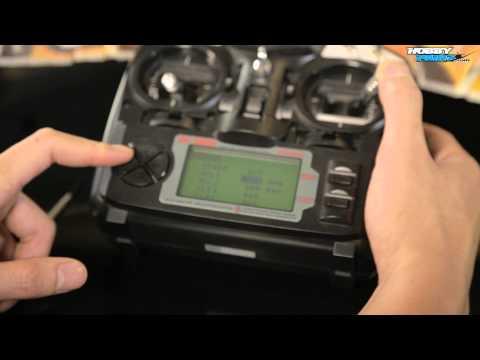 FLYSKY FS-TH9X 2.4GHz 9CH Transmitter Mixing