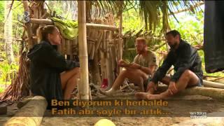 Çılgın Sedat Adadaki Gizli Lideri Açıkladı | Bölüm 24 | Survivor 2017