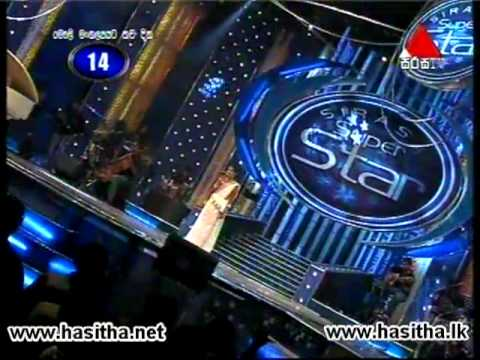 Shanika Madumali Sri Lanka At Sirasa Super Star video