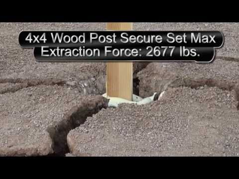 Testing to Compare Concrete to Secure Set