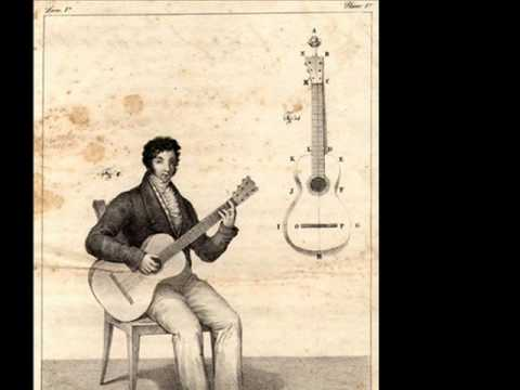 Dionisio Aguado ~ Etude in C