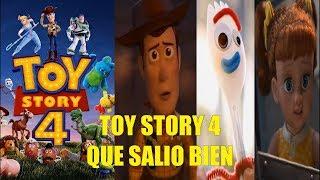 Toy Story 4 Que Salio Bien Reseña Explicacion del Final y Escenas Post Creditos