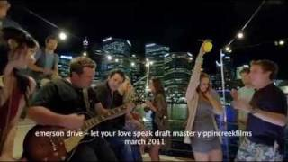 Watch Emerson Drive Let Your Love Speak video