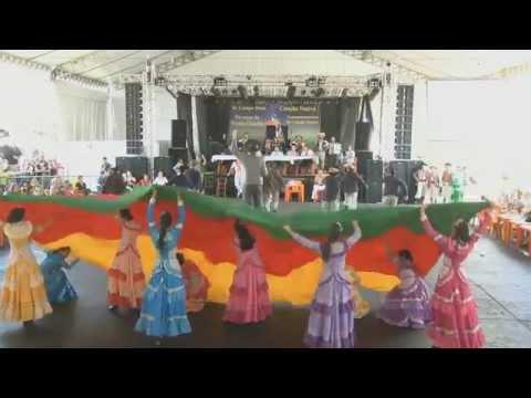 Grupos de Danças Tradicionais Juvenil
