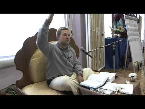 2014.06.20, Пт. - СПб, КЦ Гаура. ШБ 01.06.38 Е.М. Ананда-Говардхан Пр.