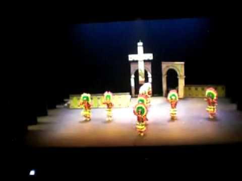 Danza de Matlachines de Ojo de Agua, Coahuila.