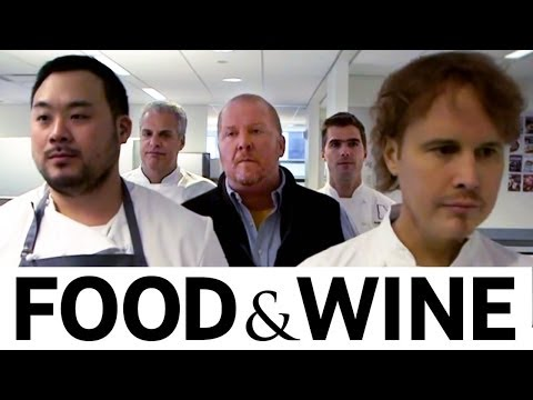 FOOD & WINE Presents Chefs in Residence (Full)