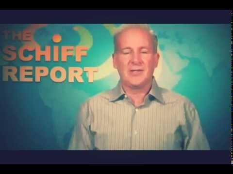 Peter Schiff : Stock Market, US Dollar, Gold, Crisis Economic