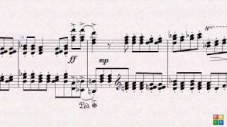 One-Winged Angel Piano Arrangement