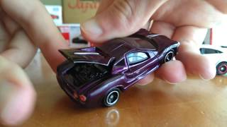 Tomica cars from Hobbylink Japan