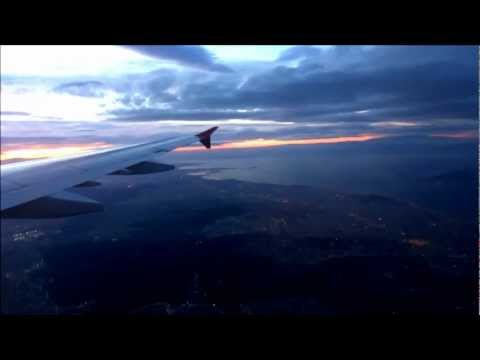 Turkish Airlines Economy Class flight from Dubai to Istanbul