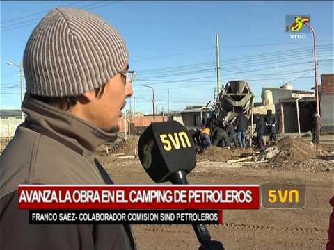 Petroleros,Obras En El Camping,5VN