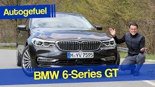 BMW 6-Series Gran Turismo REVIEW 2020 6 GT - Autogefuel