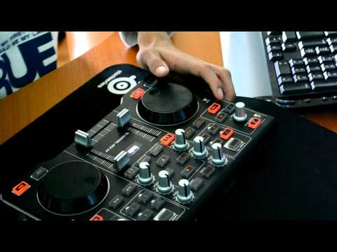 Hercules DJ Control mp3 e2 test