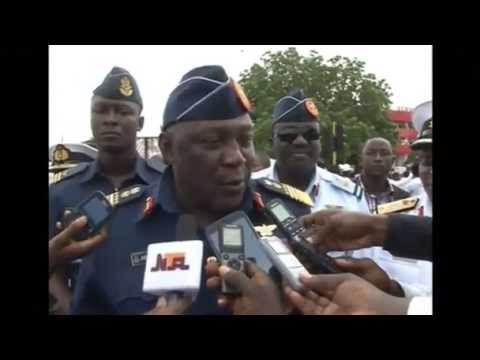"Nigerian Military on abducted girls : ""We know where they are"" 26 May 2014"
