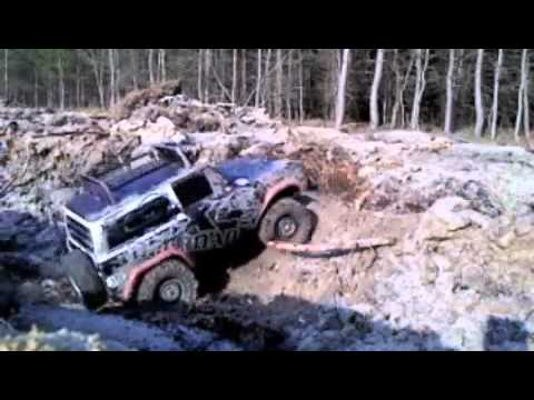 RC Ford Bronco expedice les
