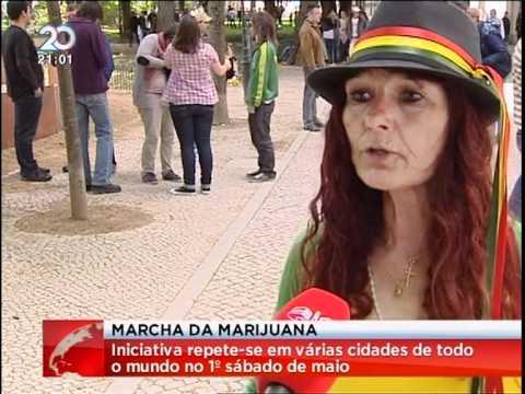 Marcha Global da Marijuana em Lisboa