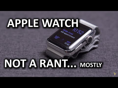 The Apple Watch - Not a rant.. I promise!