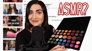 I Tried ASMR For The First Time