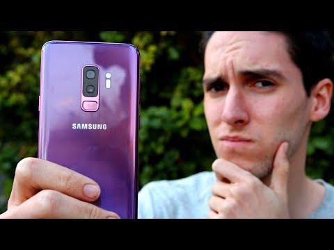 Samsung Galaxy S9 Plus, review en español