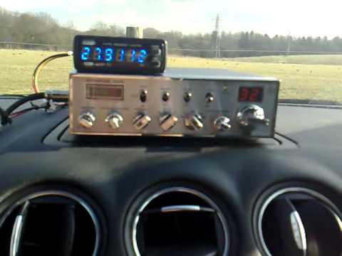 CB Radio: Sunday Afternoon DX - 26/02/2012 Pt.1