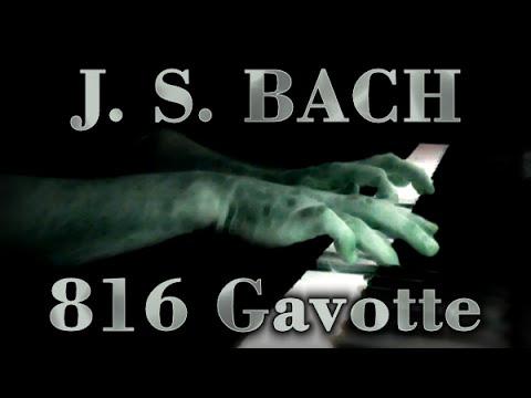 Бах Иоганн Себастьян - Bwv 816 Gavotte