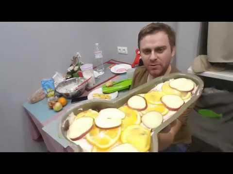 Шикарный пирог . Самые простые ингредиенты