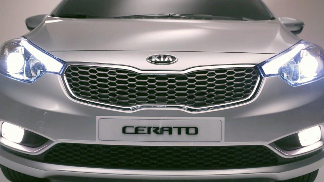 Автомобиль Kia Cerato: новости, обзор, машина Киа