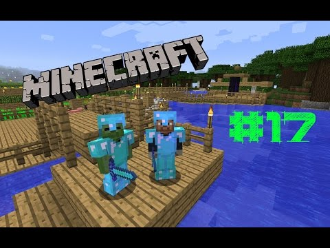 Minecraft Хардкор #17 Подводное дыхание