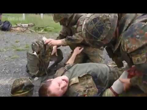 Bundeswehr - Schnupperwoche unter Soldaten - YouTube