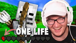 Playing Hardcore Minecraft For The FIRST TIME!