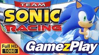 Team Sonic Racing: Takashi Iizuka talks about the game TGS 18