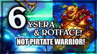 6 Yseras and Rotface