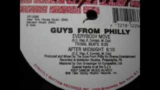 Guys From Philly - After Midnight (1994)
