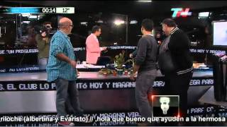 Prende y Apaga - TN - Plantas Canivoras Neocultivos - Sergio Lapegüe / Pablo Duran / Campi