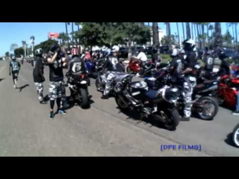 SAN DIEGO RUFF RYDERS PARADE 2010 PART 1 of 5