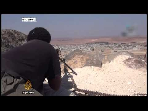 Fighting rages for Syria's Kobane