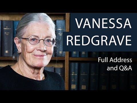 Vanessa Redgrave | Full Address and Q&A | Oxford Union