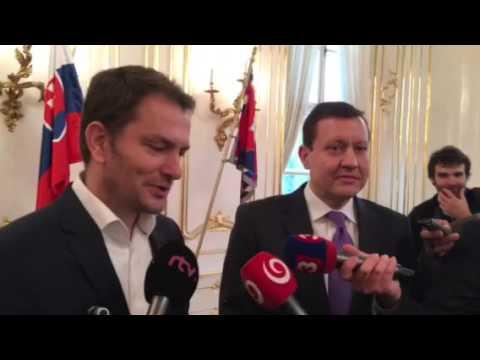Igor Matovič po stretnutí s prezidentom: Robert Fico si môže vymazať moje číslo