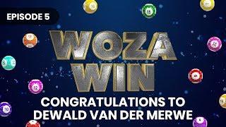 Watch Episode 5| LottoStar's Woza Win Game Show on e.tv