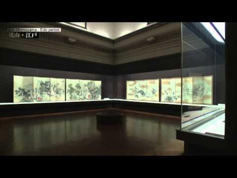 TOKYO NATIONAL MUSEUM - Honkan (Japanese Gallery)