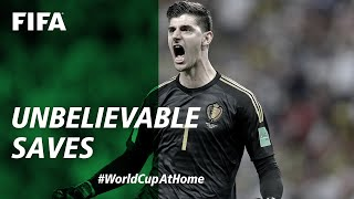 #WorldCupAtHome | Unbelievable Saves (Neuer, Buffon, Lloris)