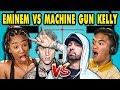 download lagu      Teens React to EminemMachine Gun Kelly Diss Tracks    gratis