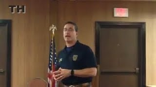 Sandy Hook: Redding PD's Chief Fuchs Shares His Experience
