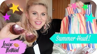 Darcy's Summer Wardrobe Haul! | Cute Kids Clothes for Summer | MOTHERHOOD