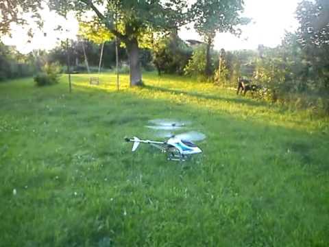 video rc vrtulníku Vulture 848 ze zahrádky