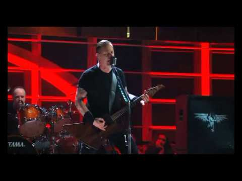 U2 And Metallica - The 25th.anniversary Rock And Roll Hall video